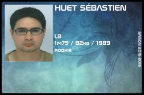 FOOT US-SR-HUET Sébastien