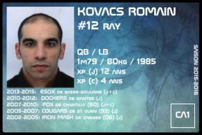 FOOT US-SR-KOVACS Romain