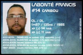 FOOT US-SR-LABONTE Francis