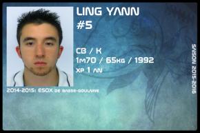 FOOT US-SR-LING Yann
