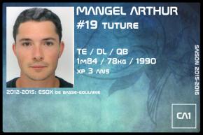 FOOT US-SR-MANGEL Arthur
