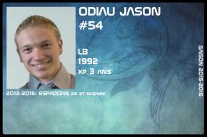 FOOT US-SR-ODIAU Jason