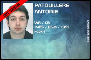 FOOT US-SR-PATOUILLERE Antoine