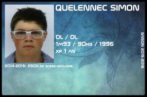 FOOT US-SR-QUELENNEC Simon