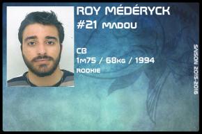 FOOT US-SR-ROY Mederick