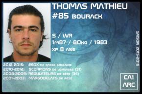 FOOT US-SR-THOMAS Mathieu