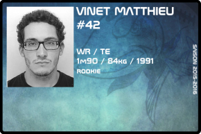 FOOT US-SR-VINET Matthieu