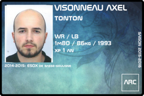 FOOT US-SR-VISONNEAU Axel