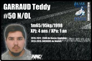 FOOTUS-SR-GARRAUD Teddy