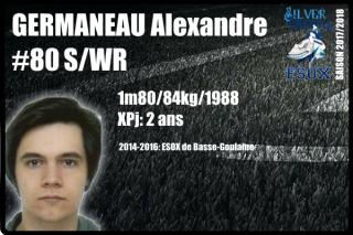 FOOTUS-SR-GERMANEAU Alexandre