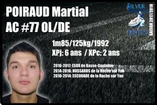FOOTUS-SR-POIRAUD Martial