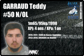 FOOTUS-SR-GARRAUD Teddy