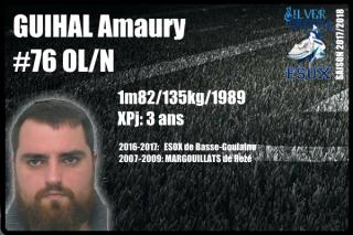 FOOTUS-SR-GUIHAL Amaury